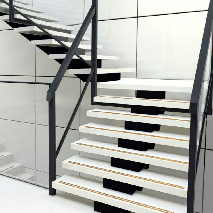 Alfons Juyol - Escalera mármol