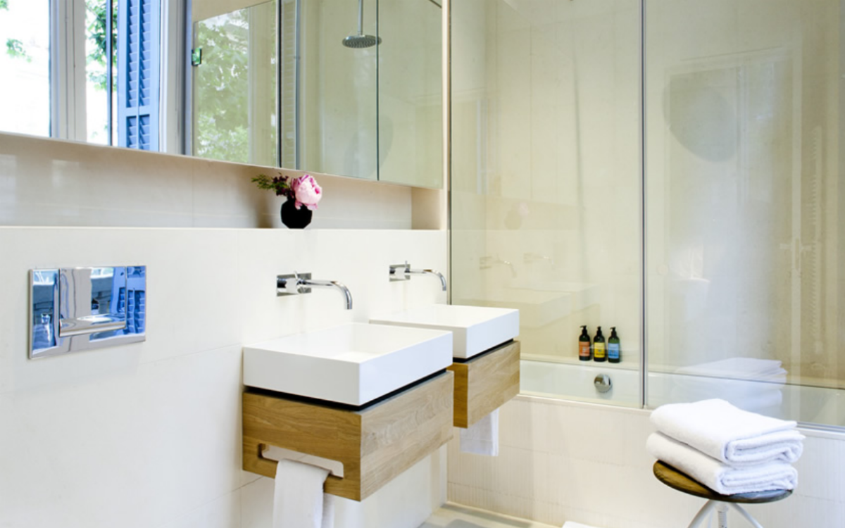 Aribau 306 - Baño suite