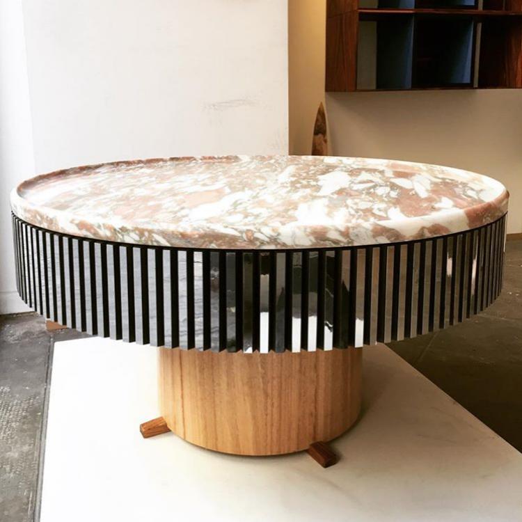 Germano Marchetti - Mobiliario mesa