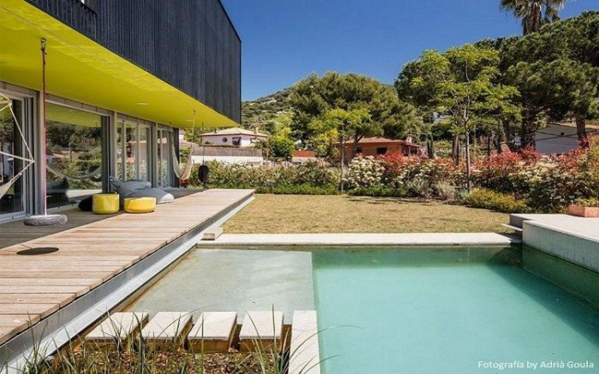 Unifamiliar Cabrils - Jardín piscina