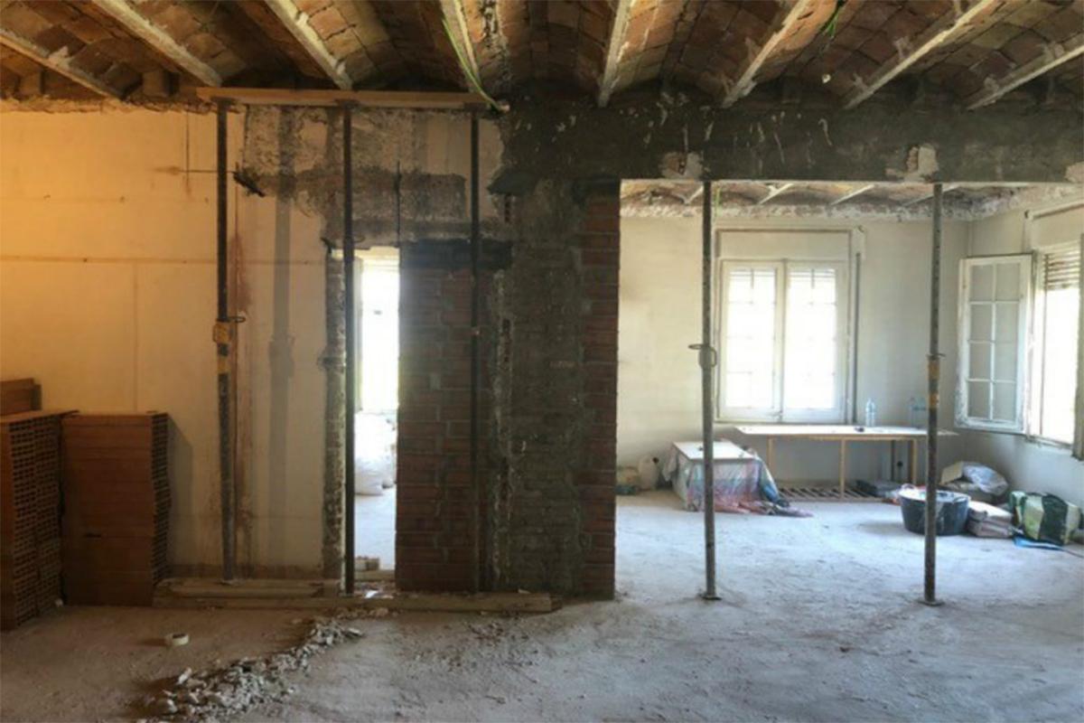 Reforma vivienda pedralbes