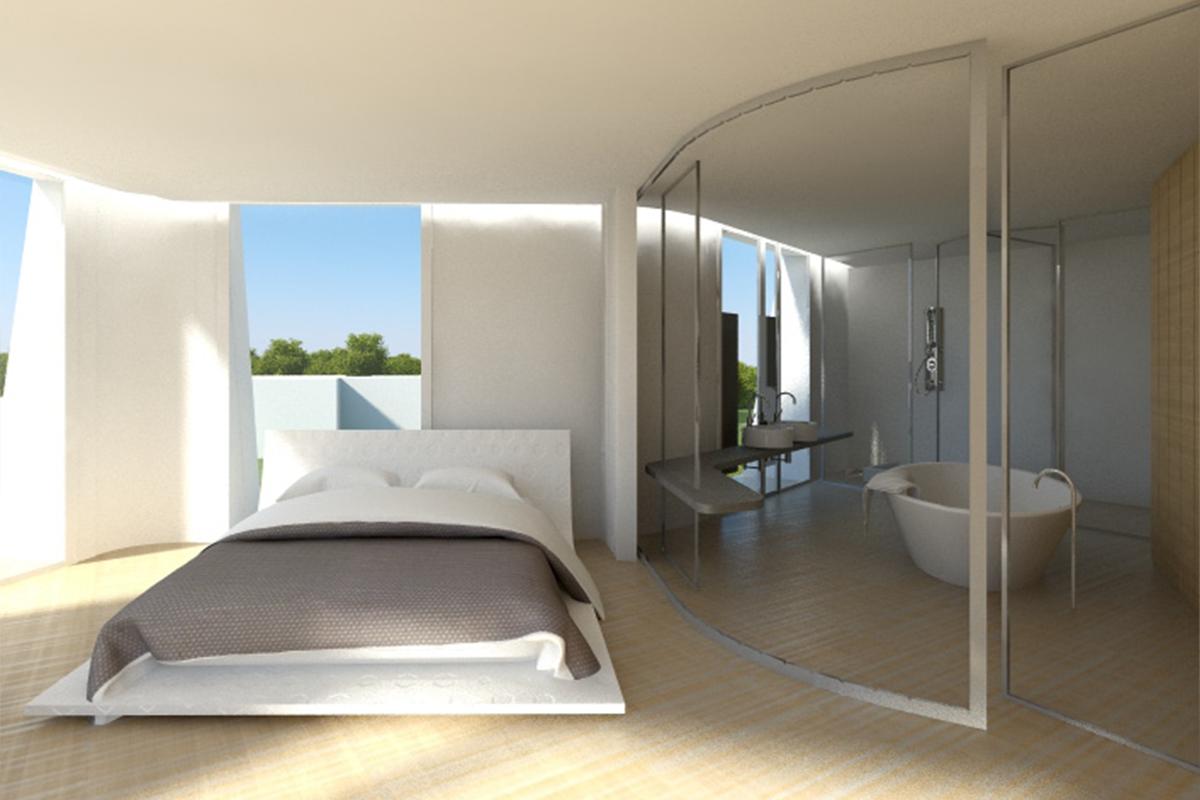Supermaresme - Dormitorio